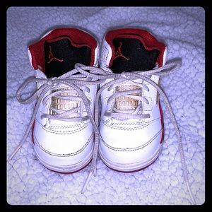 Baby Jordan's Sneakers